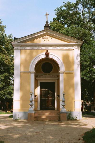 Kaplica cmentarna Bielińskich
