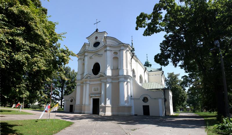 Kościół Parafialny Św. Wita wKarczewie