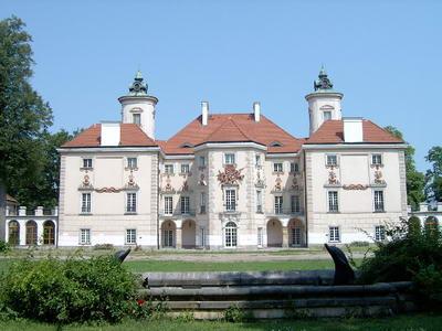Pałac Bielińskich wOtwocku Wielkim