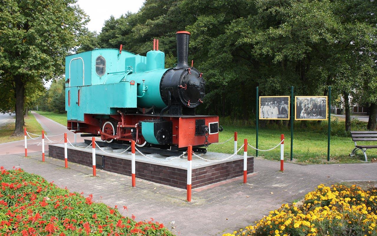 Pomnik Ciuchci